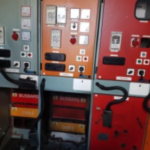 Substation in Randfontein