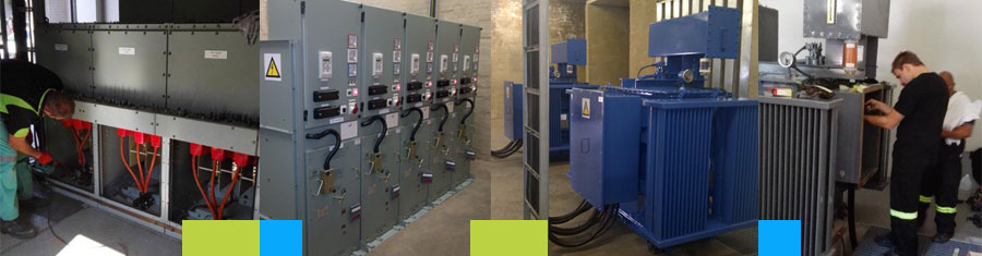 Servicing and Support of MV Switchgear